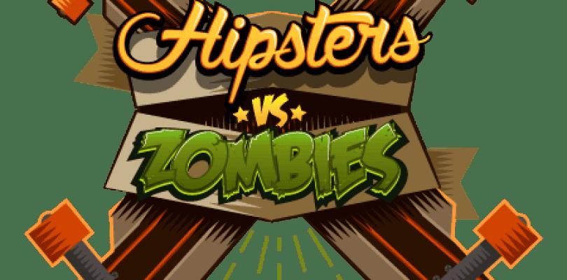 Lanzamiento de Hipsters vs Zombies en Kickstarter