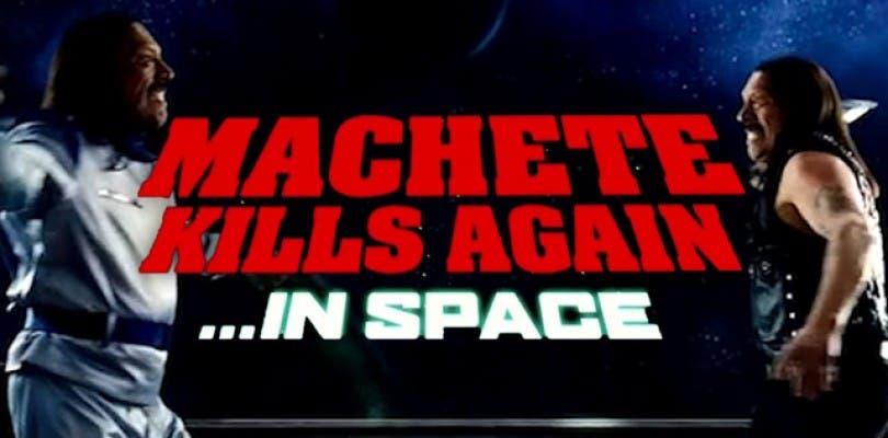 Se confirma el desarrollo de Machete Kills Again… In Space!