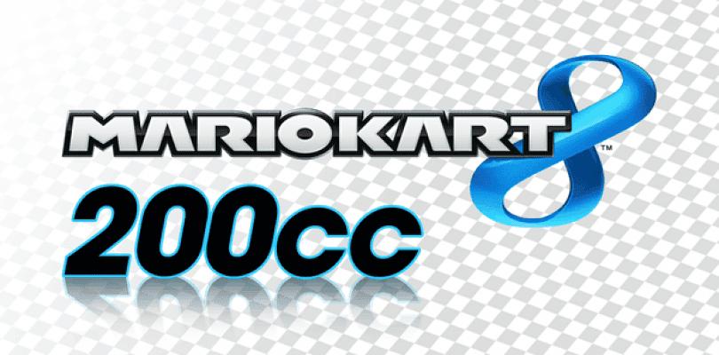 Mute City de Mario Kart 8 a todo gas