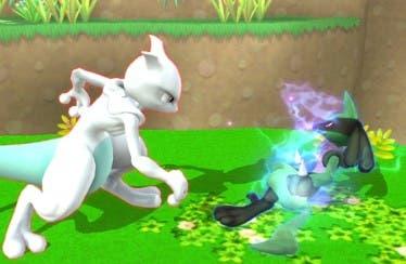 Los fallos de Mewtwo en Super Smash Bros.