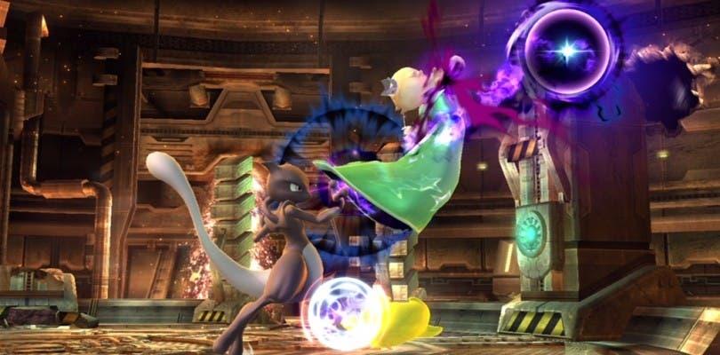 Super Smash Bros. se actualiza para solucionar los glitches de Mewtwo
