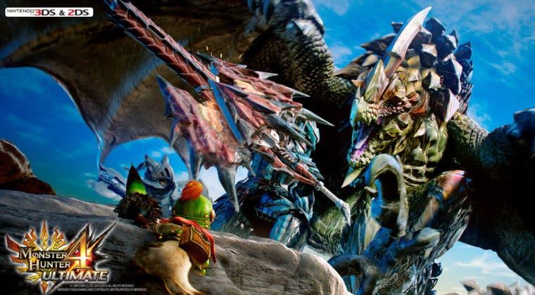 Imagen de Nuevo tráiler del DLC de Monster Hunter 4 Ultimate: Animal Crossing