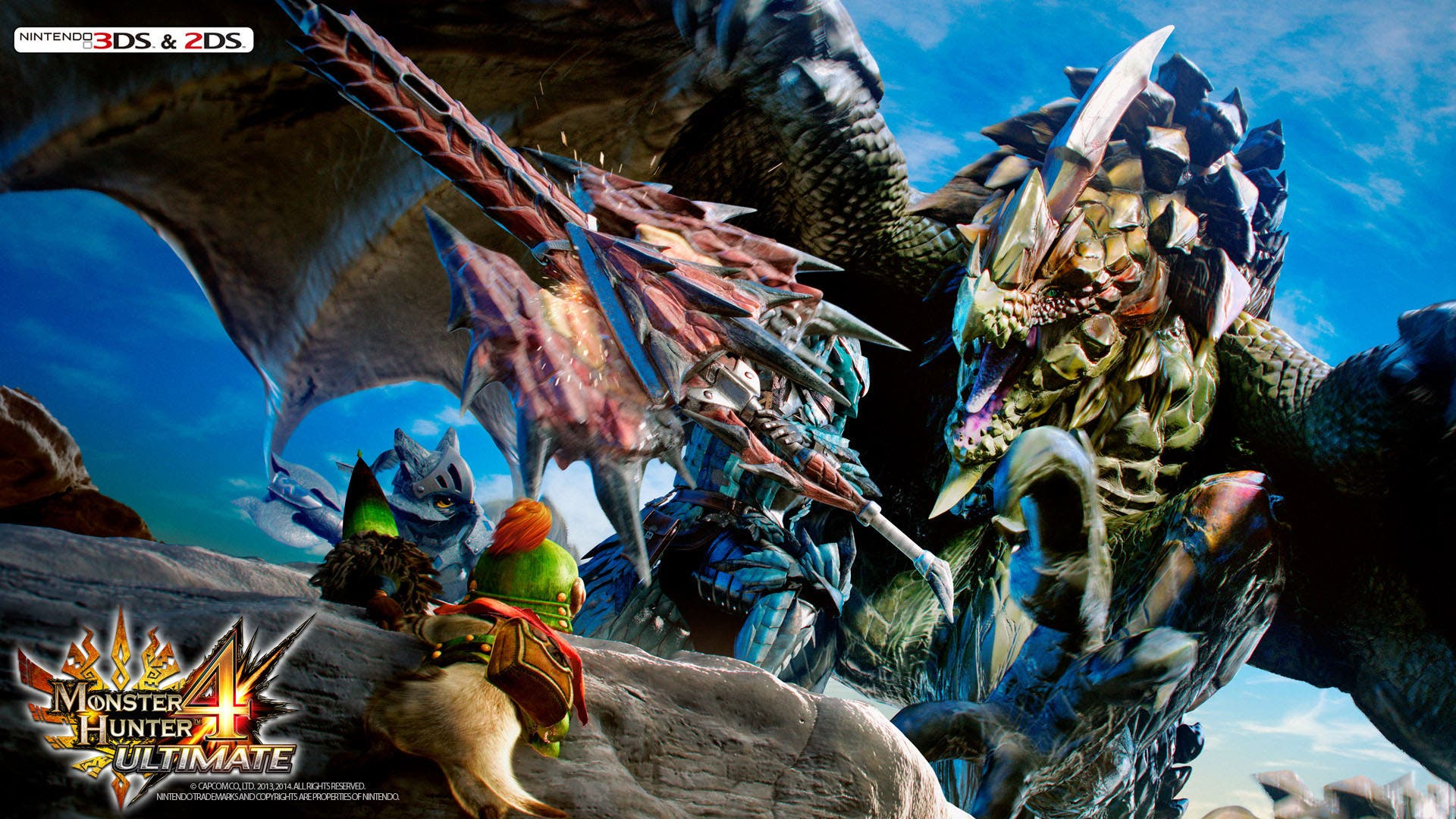 Monster-Hunter-4-Ultimate-HD-Wallpaper