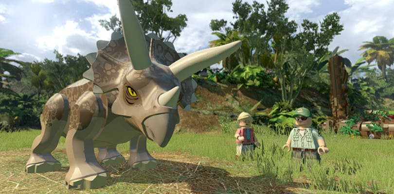 LEGO Jurassic World se muestra en estas screenshots