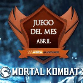 Mortal Kombat X – Mejor juego del mes de abril 2015