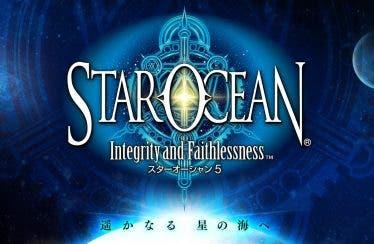 Se muestra el sistema de combate y personajes del nuevo Star Ocean