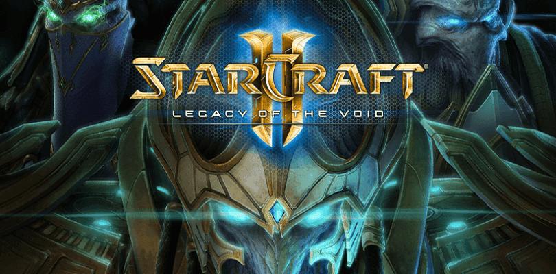 Las invitaciones para StarCraft 2: Legacy of the Void en camino