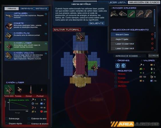 StarDrive 2 -Screenshot AJ 9