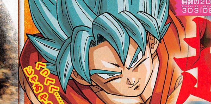 Goku Super Saiyan God será un personaje jugable en Dragon Ball Z: Extreme Butoden