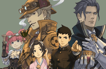 Dos vídeos más de The Great Ace Attorney