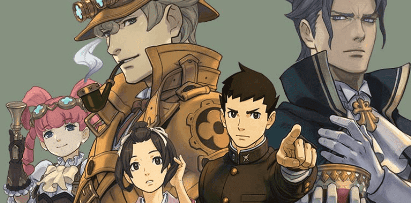 "Nuevos detalles y capturas de pantalla de ""The Great Ace Attorney"""