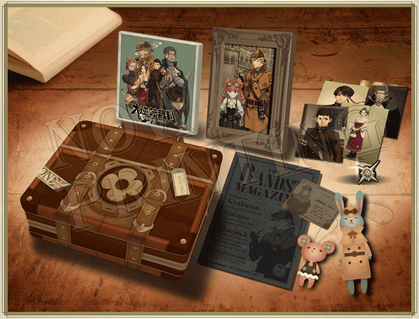 The Great Ace Attorney (3)