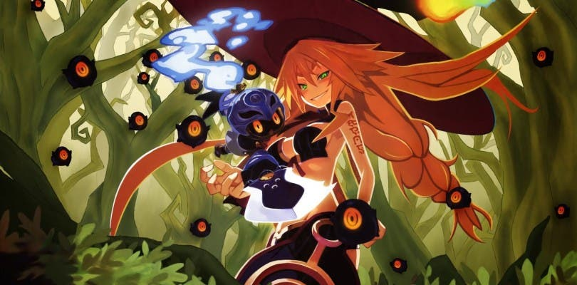 Nuevo vídeo de The Witch and the Hundred Knight