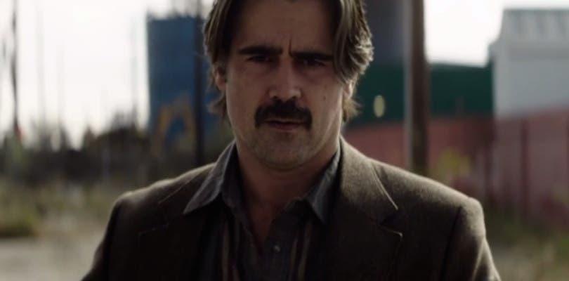 Póster en movimiento de la segunda temporada de True Detective