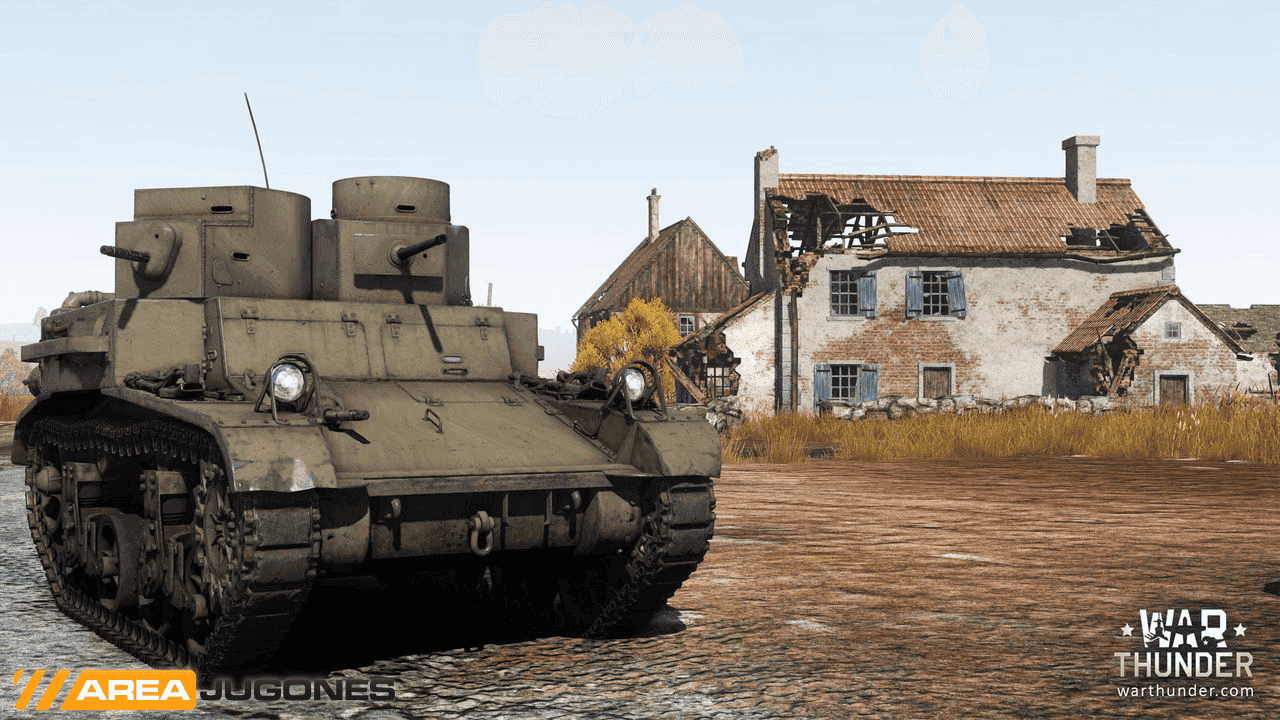 WarThunder M2A2