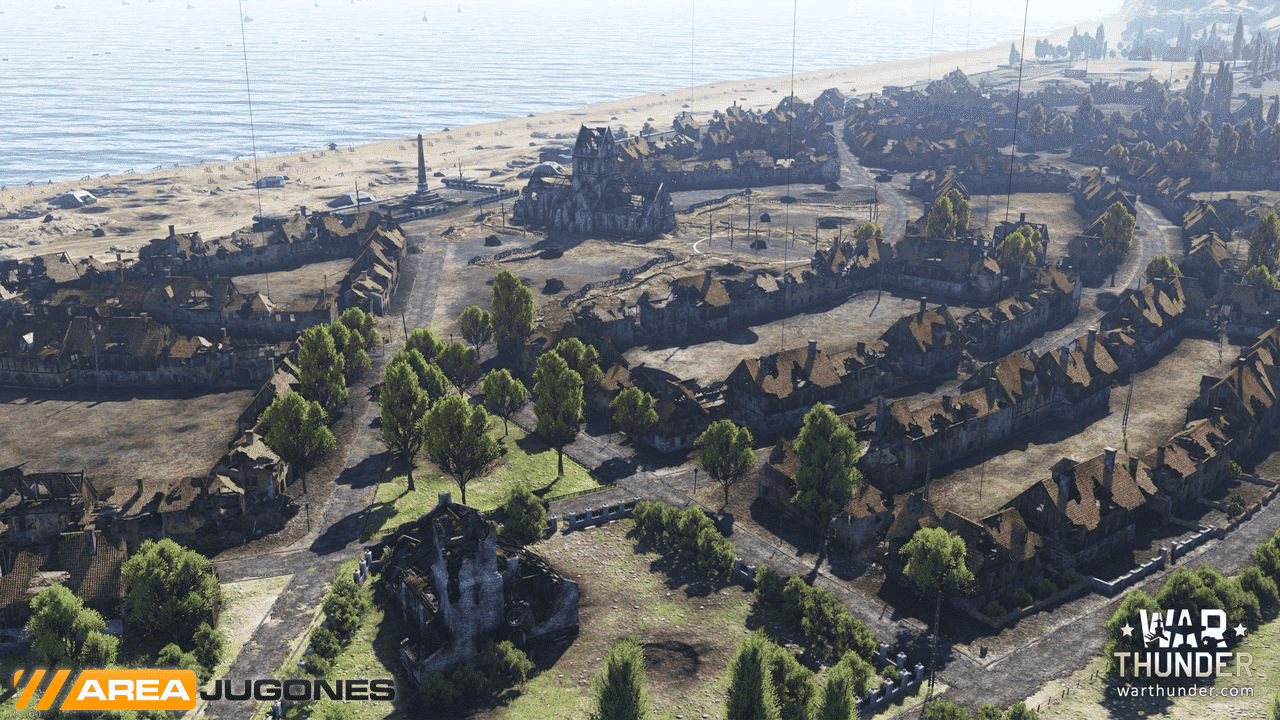 WarThunder Normandy