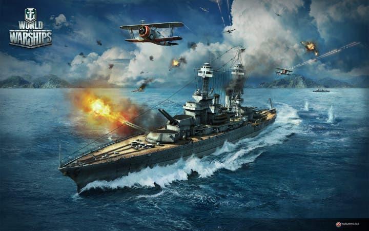 World of Warships 1 Areajugones