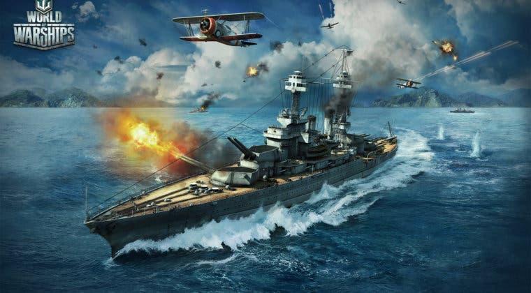 Imagen de Arrancan los paquetes prerreserva de World of Warships