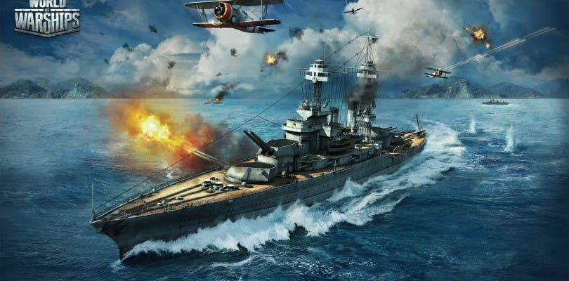 Impresiones de la beta de World of Warships