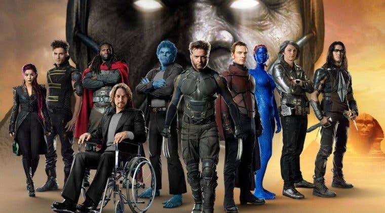 Imagen de Primeras imágenes conceptuales de Angel en X-Men Apocalipsis