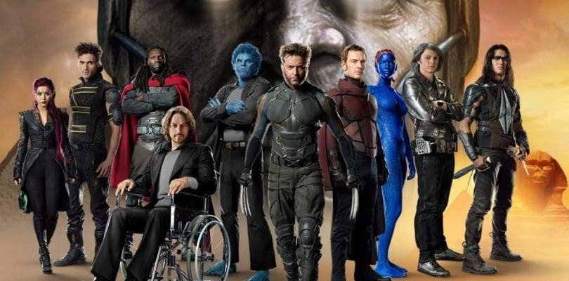 X-Men: Apocalypse anuncia un nuevo fichaje
