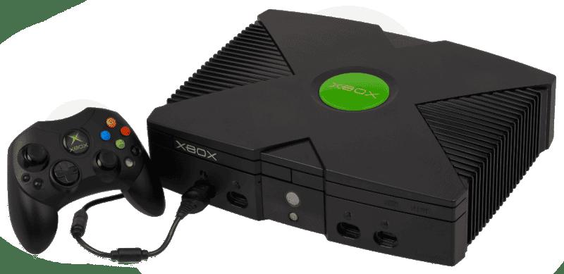 Microsoft lanzó a la venta la Xbox original por primera vez en territorio norteamericano en noviembre del 2001
