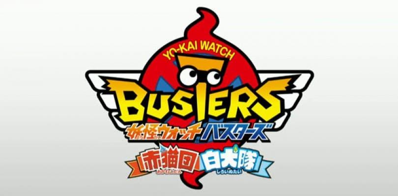 Anunciados Yo-kai Watch Busters: Red Cat y White Dog para Nintendo 3DS