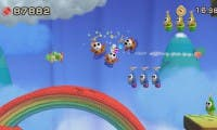 Nuevos detalles de Yoshi's Wolly World e imágenes