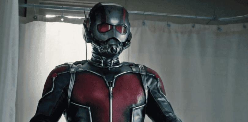 Spots publicitarios de Ant-Man cargados de acción