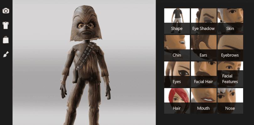 Los avatares de Xbox vuelven con Windows 10