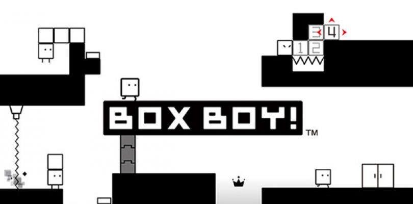 Box Boy llega a Nintendo 3DS para retarnos