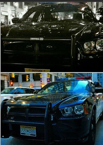 coche gotham