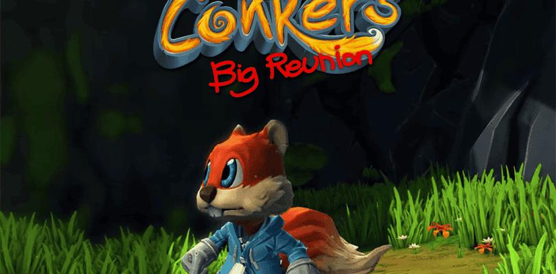 La ardilla Conker vuelve….