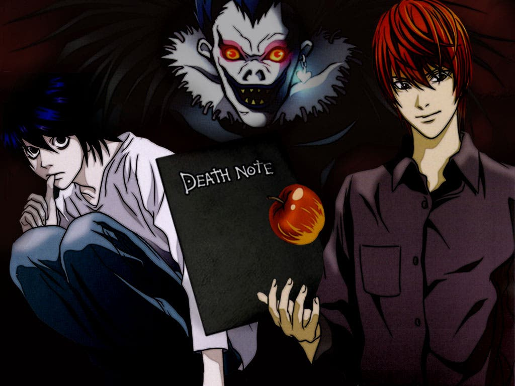 death note - 17