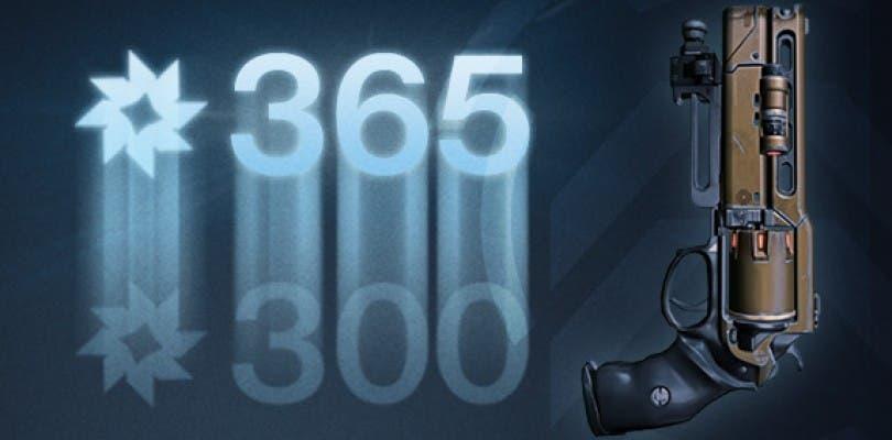 Podremos mejorar nuestro equipamiento legendario en Destiny