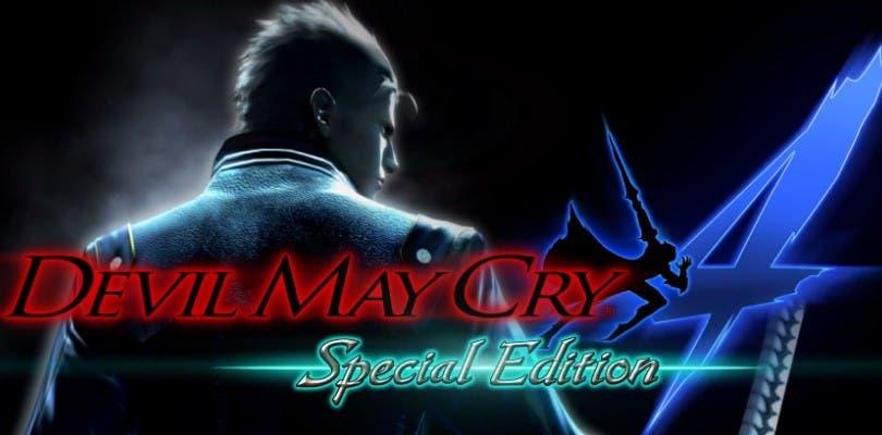 Mostradas imágenes en acción de Devil May Cry 4: Special Edition