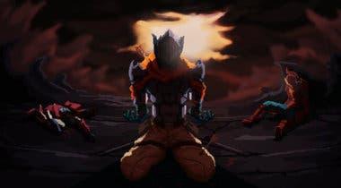Imagen de Death's Gambit, el Dark Souls indie
