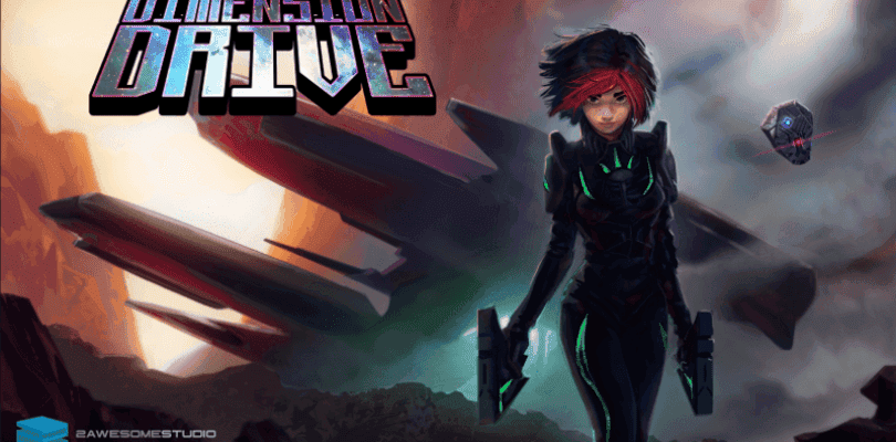 Dimension Drive, nuevo proyecto español en Kickstarter