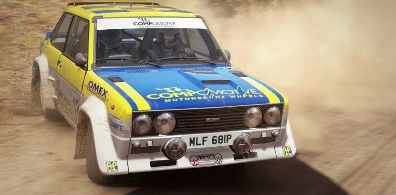 DIRT Rally llega a Steam Early Access