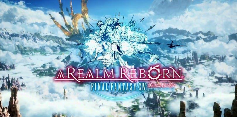 Final Fantasy XIV: A Realm Reborn recibe hoy el parche 3.1