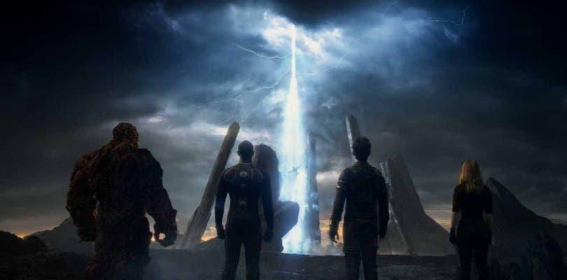 Nuevas imágenes de Los Cuatro Fantásticos