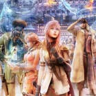 La trilogía Final Fantasy XIII será retrocompatible y mejorada en Xbox One X