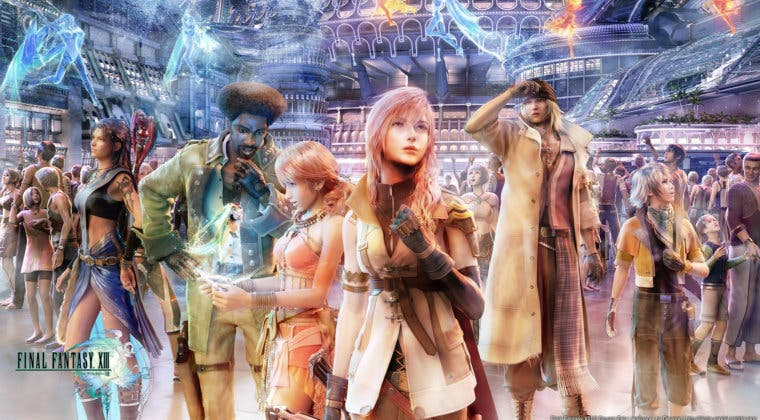 Imagen de Llega Final Fantasy XIII a dispositivos móviles