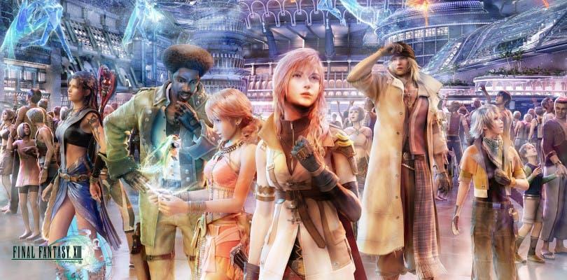 Llega Final Fantasy XIII a dispositivos móviles