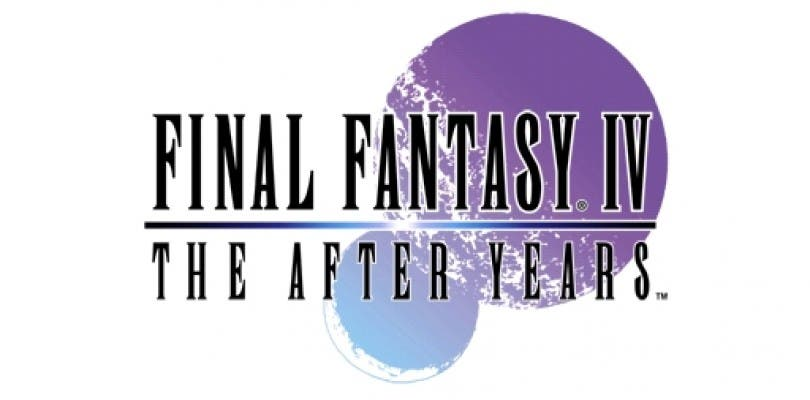Final Fantasy IV: The After Years recibirá un remake 3D en Steam