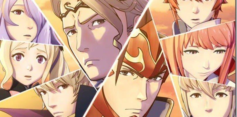 Nuevas imágenes de Fire Emblem If