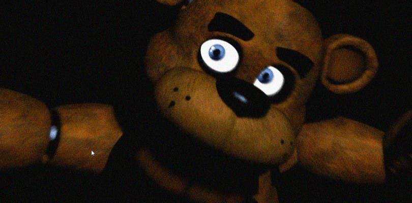 Five Nights at Freddy's 4 ya tiene fecha de lanzamiento