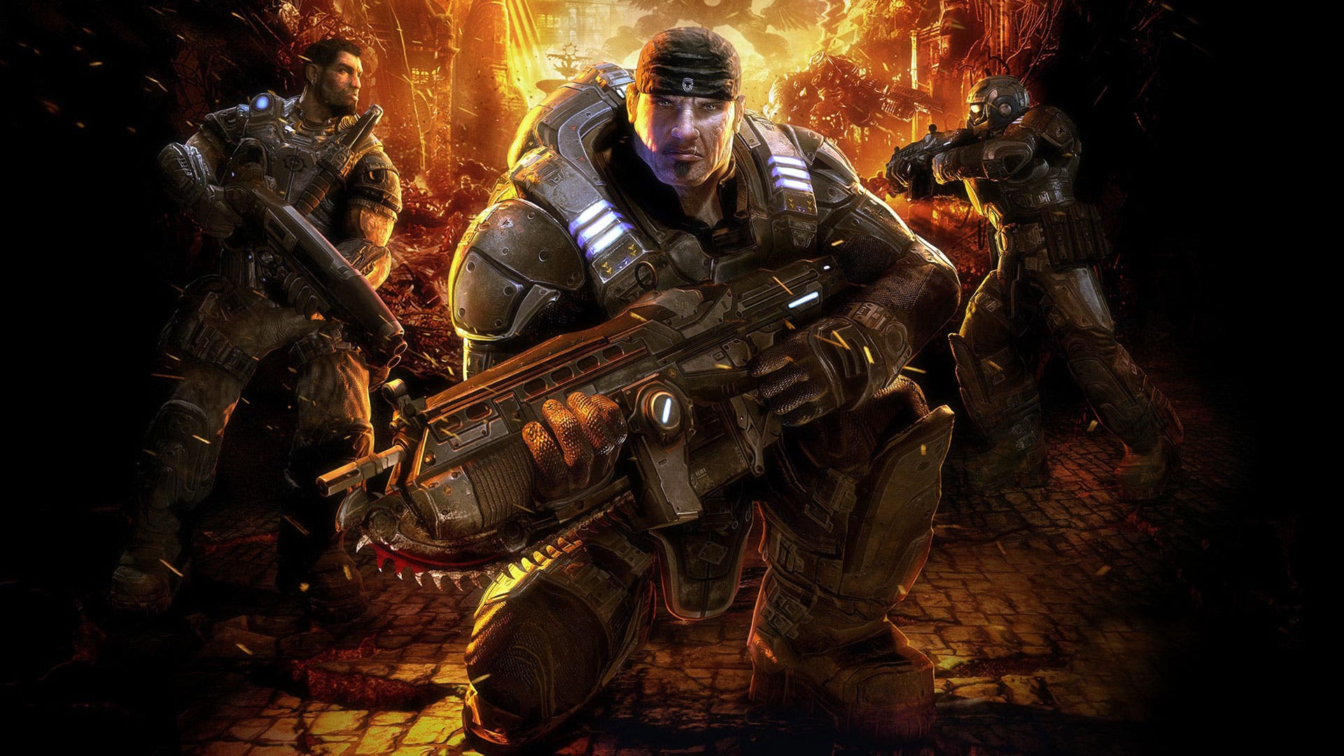 Imagen de Cliff Bleszinski confiesa cuál era el título original de Gears of War
