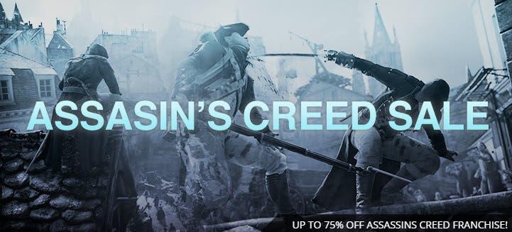 get games assassins creed