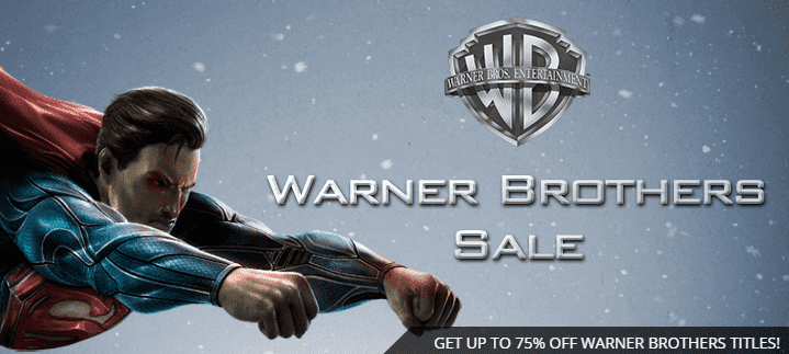 get games warner bros promo